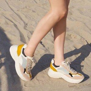 低至8折+额外7折Steve Madden 秋冬新款女鞋热卖 收长筒靴