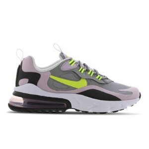 NikeAir Max 270 React 粉色荧光绿