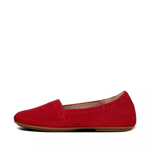 FitFlop麂皮乐福鞋