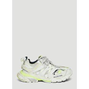 BalenciagaTrack Sneakers in White
