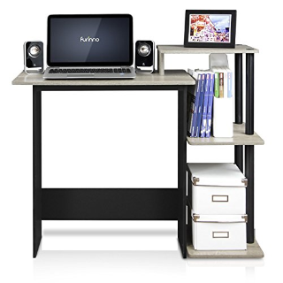 $33.04Furinno 紧致型书桌 电脑桌