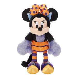 DisneyMinnie Mouse Cat Plush - Halloween - Small - 13'' | shopDisney