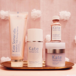 Receive a Deluxe Sample+Retinol Vita C Serum ($33 value) With Any Purchase @ Kate Somerville