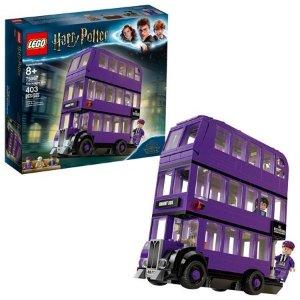 Lego哈利波特系列 骑士公车 75957