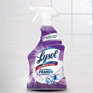 $3.99收厨房抗菌清洁剂Lysol 清洁剂   厨房、浴室全搞定   杀菌清洁更安心