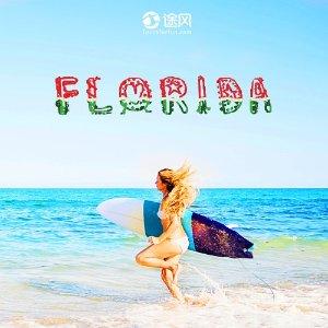 情迷佛州 南海滩/奥兰多乐园佛罗里达|阳光之州,爱你如初