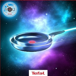 现价£12.5(原价£25)史低价:Tefal 红点炒锅、不粘煎锅热促 法国国民传家宝