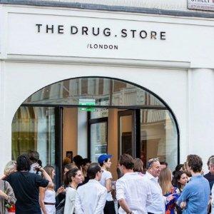 无门槛8折 全场通用The Drug Store 周年庆特惠 伦敦有机保健品 北欧极简包装