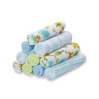 SpaSilk 小毛巾10条组合