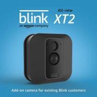 Amazon Blink XT2 室内外通用 1080P 无线智能监控摄像头 带云存储
