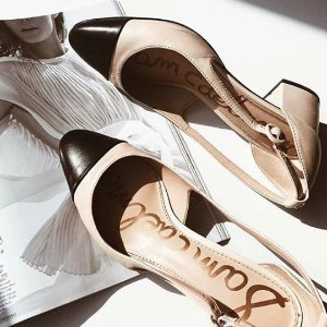 3.5折起+额外7.5折 收小香风Sam edelman 美鞋特卖 收平价Gucci乐福鞋、爱马仕拖鞋