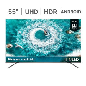 Hisense 55H8F 55-inch 4K Ultra HD Android Smart LED TV