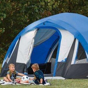 $69(原价$98)+包邮Ozark Trail 10人用户外帐篷促销