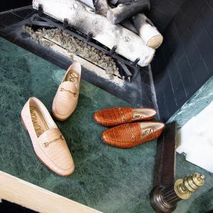 低至$9.98+额外8折DSW 美鞋清仓热卖 Sam E乐福鞋$27 Valentino铆钉鞋平替$19