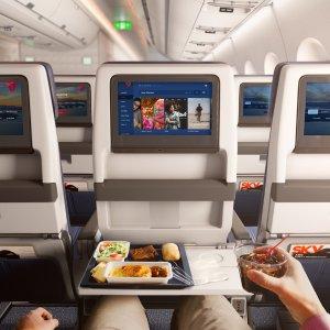 机票买1送1 免费托运 优先登机达美航空联名卡 限时史高奖励75,000里程