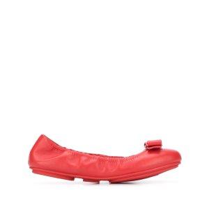 Salvatore FerragamoVara bow detail ballerina shoes