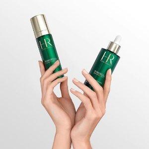6.5折起, 入绿宝瓶、黑白绷带HR赫莲娜 欧莱雅顶级护肤线 堪比医美的护肤品