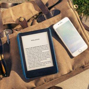 $119起闪购:Kindle 系列电纸书专场