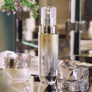 最高减$275延长一天:Cle de Peau 美妆护肤品热卖 入明星产品紫水,夜乳