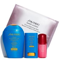 Shiseido 防晒套装