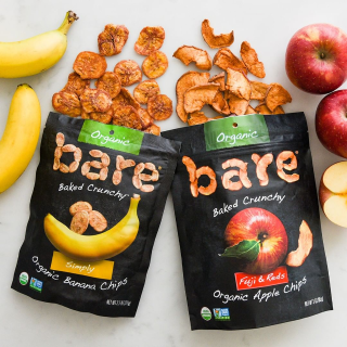 As Low As $10.70Bare Natural Apple Chips, Fuji & Reds 1.4 Oz (6 Count)
