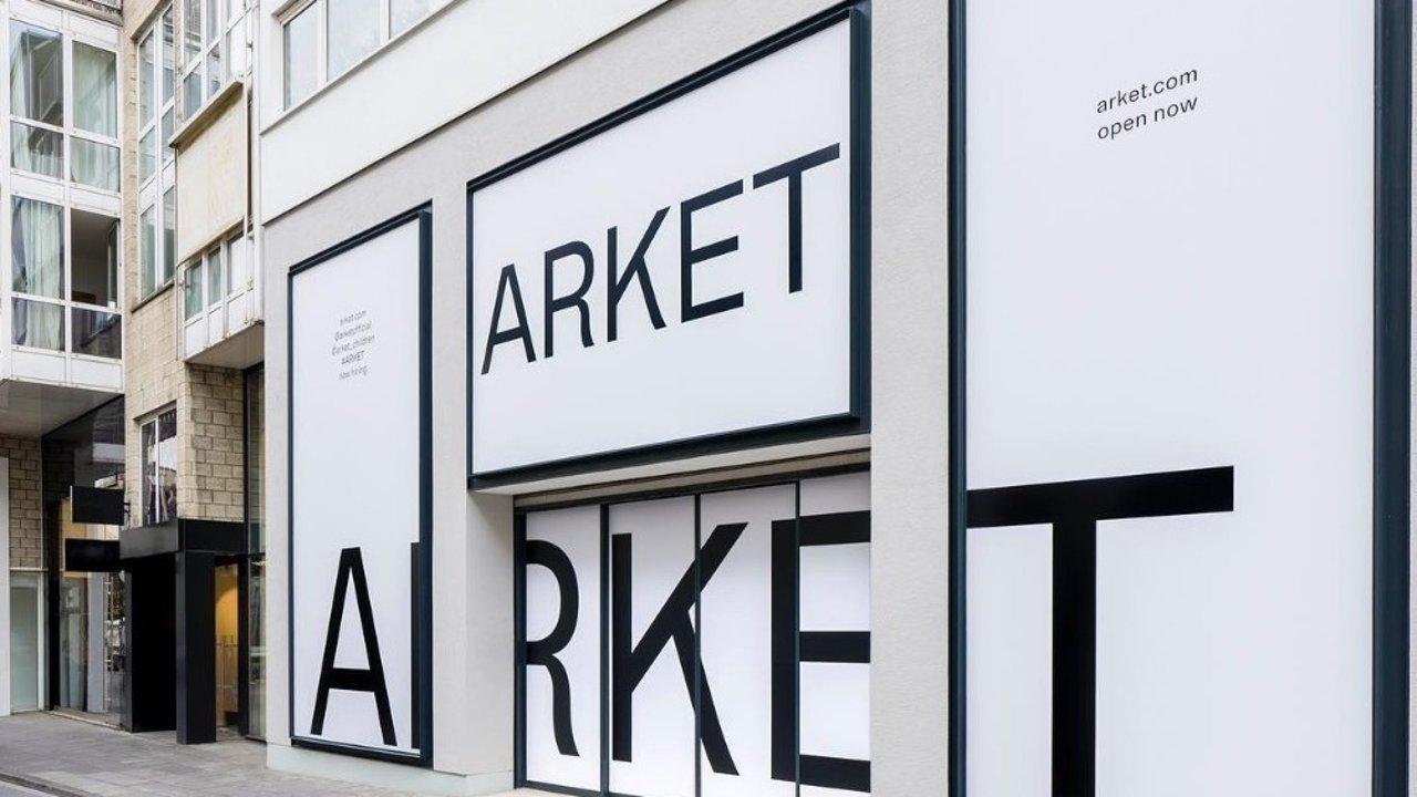 快时尚巨头H&M的脚步慢下来会发生什么?也就是被ARKET用北欧风刷爆了INS吧~