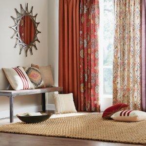 低至2.5折The Home Depot 精选多种风格地毯热卖