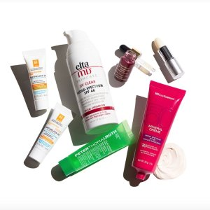 $35(Worth $80)Dermstore foundation and Sun Care Kit on Sale