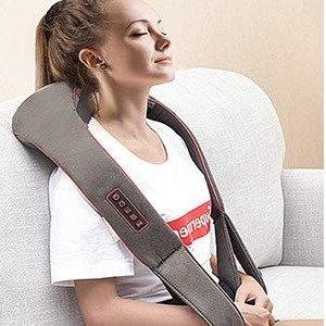 $39.99(原价$69.99)Mpow 指压深揉肩颈背部按摩仪  拯救肩颈酸痛