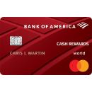 $200 online cash rewards bonus Bank of America® Cash Rewards credit card