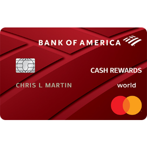 $200 Cash Rewards OfferBank of America® Cash Rewards credit card - $200 Cash Rewards Offer