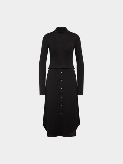 2-in-1 针织裙