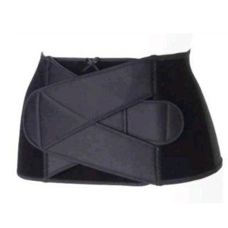 2个直邮美国到手价$63.6犬印本铺 产后立穿型束腹带 瘦腰带S3054 黑色M码 特价
