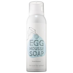 Egg Mousse Soap Facial Cleanser - Too Cool For School | Sephora