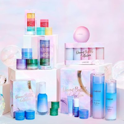 Laneige, Laneige Dream Bubble Collection, Laneige Dream Bubble Collection Basic Duo Set Moisture, Laneige Dream Bubble Collection Basic Duo Set Moisture รีวิว, Laneige Dream Bubble Collection Basic Duo Set Moisture ราคา, Laneige Dream Bubble Collection Basic Duo Set Moisture (Limited Edition 2019), Laneige ของแท้