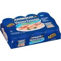 维也纳香肠 4.6盎司 12罐