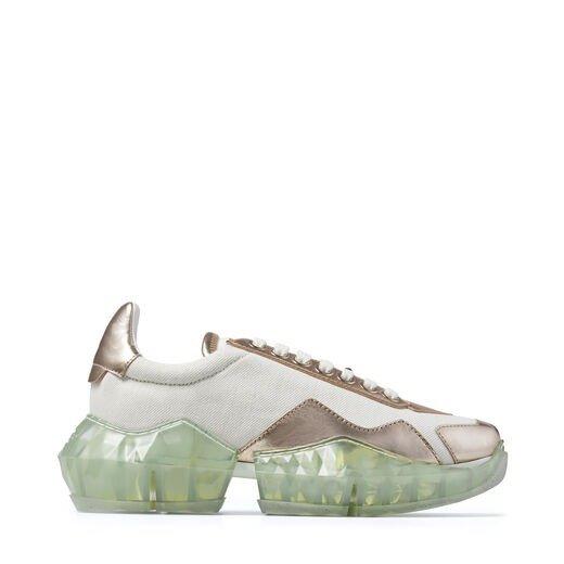 钻石底厚底鞋