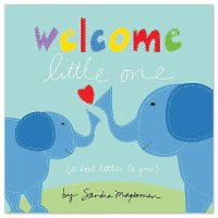 Sourcebooks Welcome Little One 绘本