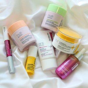 送正装面膜 价值$48StriVectin 护肤热卖 收颈霜、视黄醇面霜