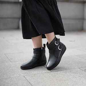 低至4折+额外8折闪购:FitFlop 精选冬靴折上折 优雅舒适更惊艳
