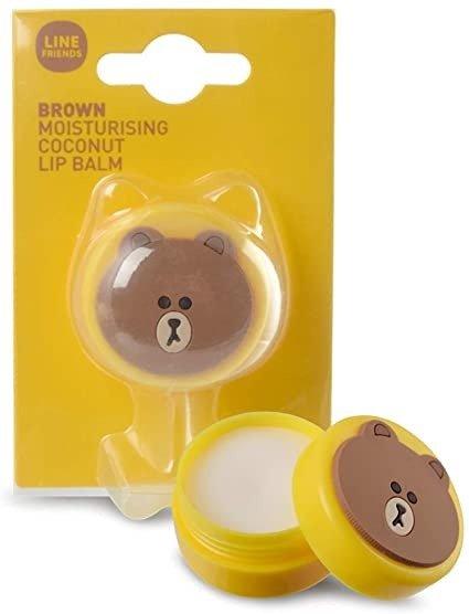 布朗熊唇膏