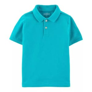 OshkoshDoorbusterPique Uniform Polo