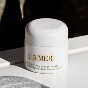 送最高$100礼卡Bluemercury 全场护肤美妆大促 收La Mer面霜、杜克色修精华