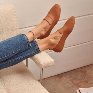 New InThe Day Loafer @ Everlane