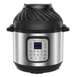 Instant Pot Duo Crisp 8-qt. Programmable Pressure Cooker & Air Fryer