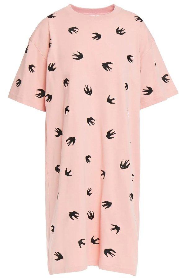 Appliqued 燕子裙