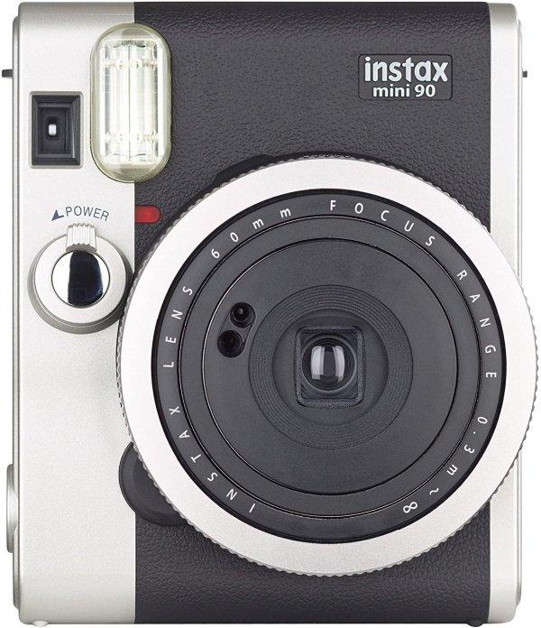INSTAX Mini 90 Neo Classic 复古风格拍立得相机