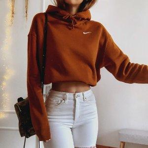 $25起+包邮 新款卫衣$50上新:Nike官网 男女款巧克力色、咖啡色系服饰鞋履