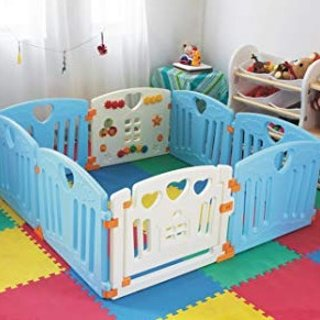 Up to $25 offGupamiga Baby Playpen Kids Activity Centre Safety Play Yard