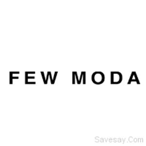 全年3-5折+限时抽奖免会费Few Moda 独创会员制购物体验 全年享超低优惠福利